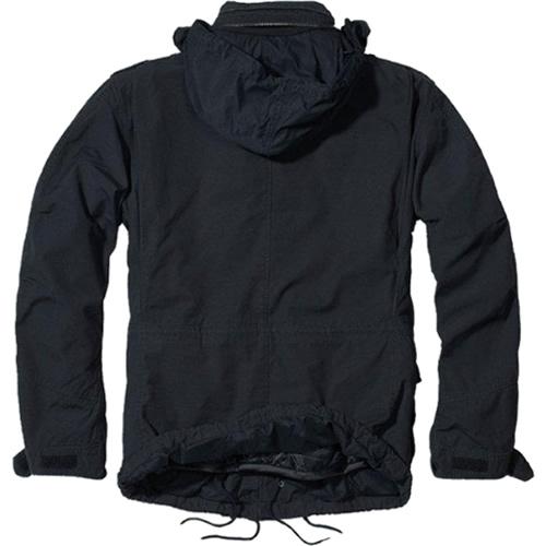 Jacket WINDBREAKER BLACK BRANDIT 3001-02A L-11