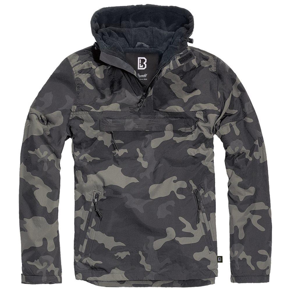 Jacket WINDBREAKER NIGHT CAMO BRANDIT 3001-04O L-11