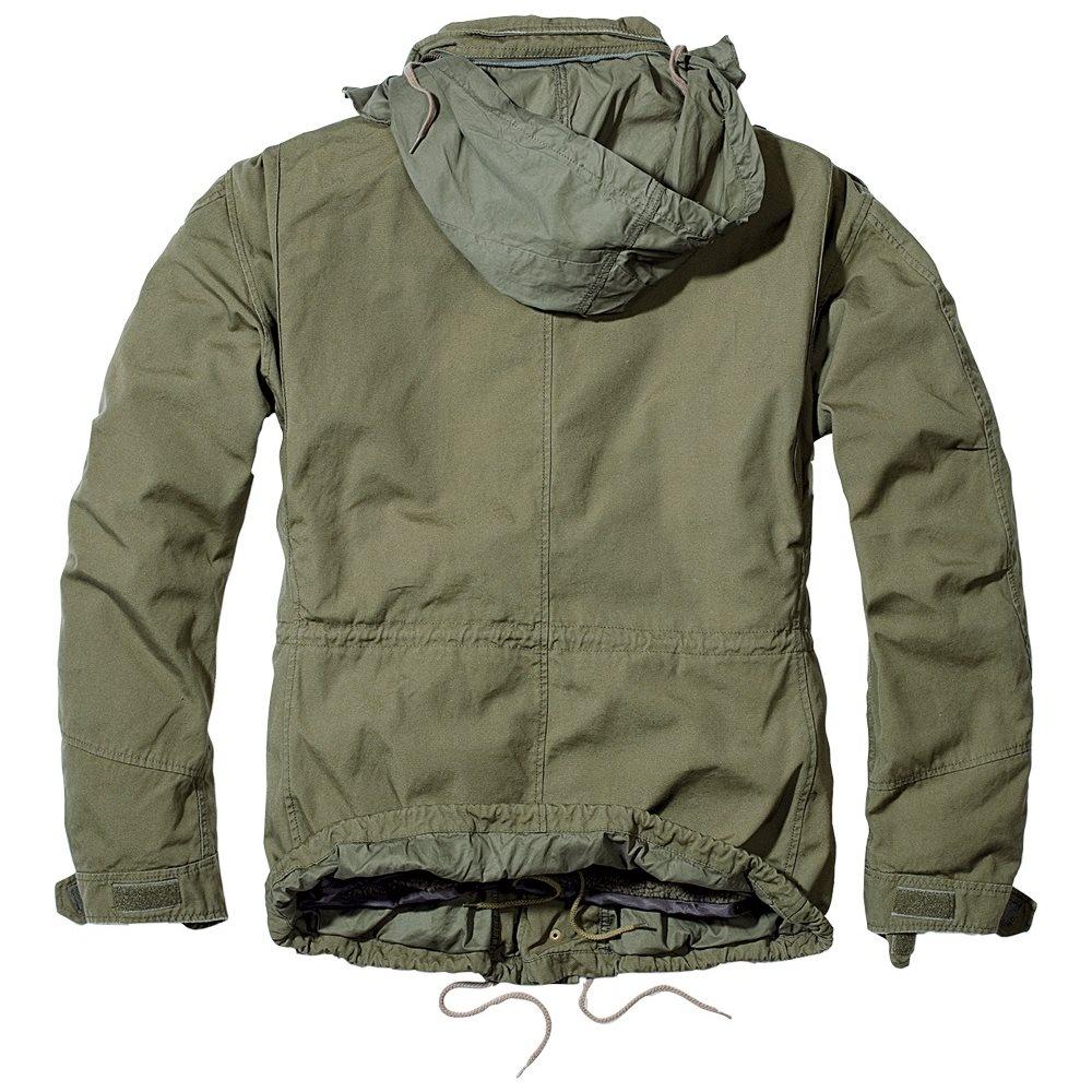 Jacket M65 GIANT OLIVE BRANDIT BU3101-01B L-11