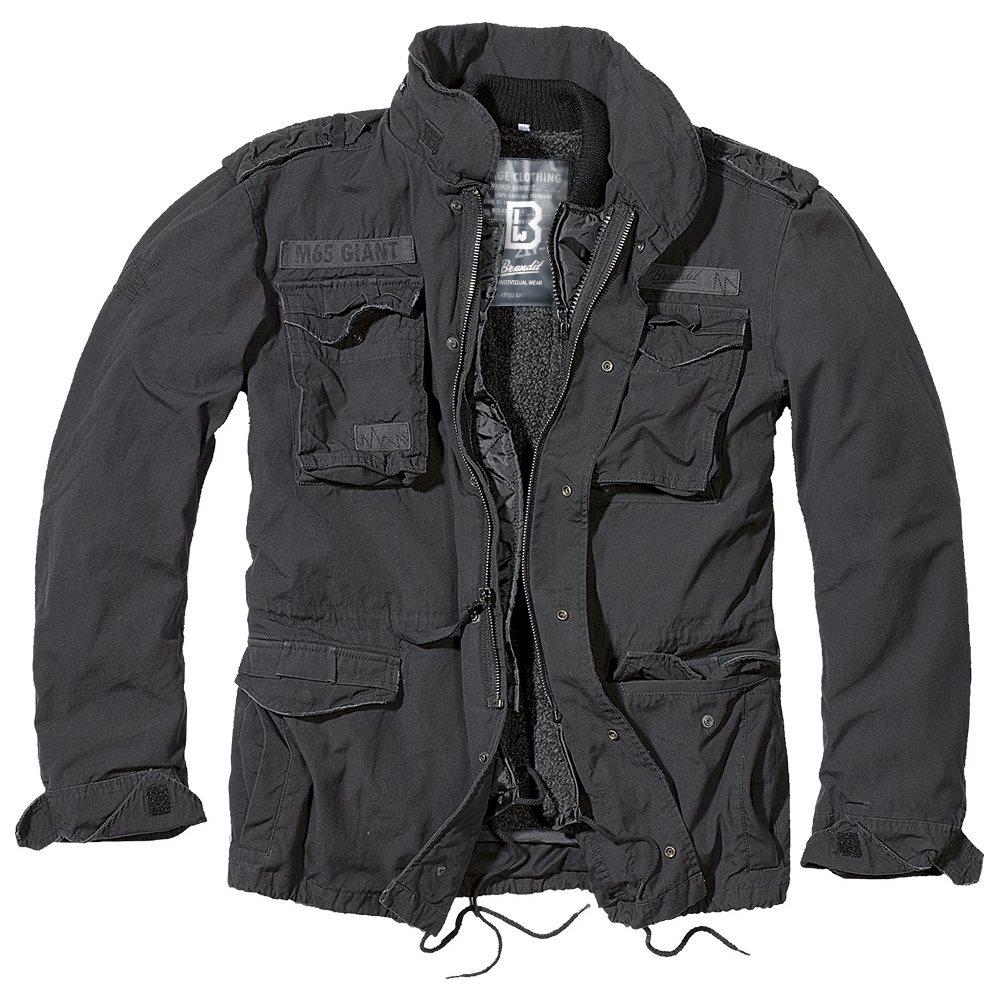Jacket M65 GIANT BLACK BRANDIT 3101-02A L-11