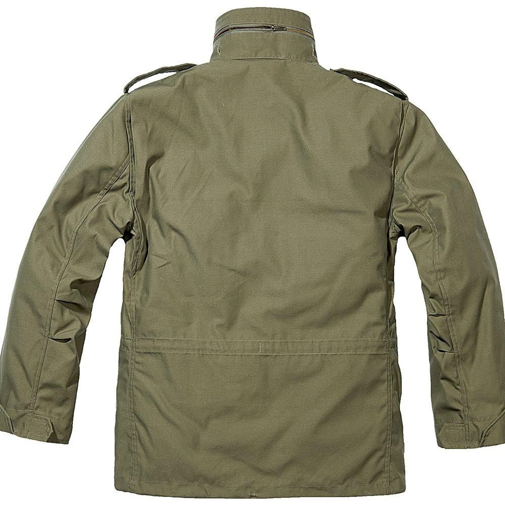 Jacket M65 STANDARD OLIVE BRANDIT 3108-01B L-11