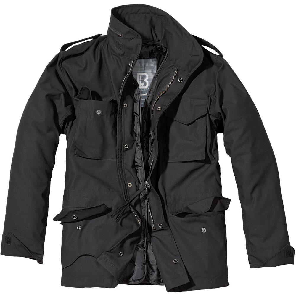 Jacket M65 STANDARD BLACK BRANDIT 3108-02A L-11