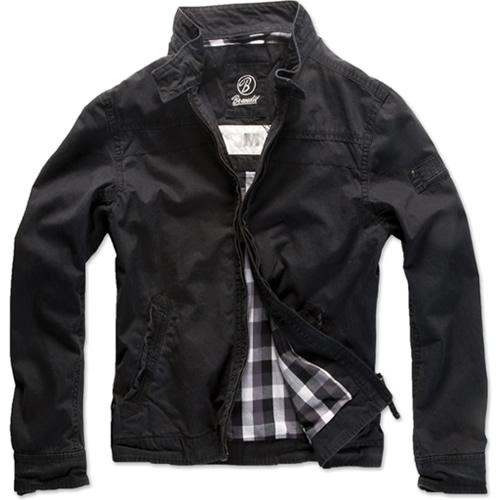 YELLOWSTONE Jacket BLACK BRANDIT BU3115-02A L-11