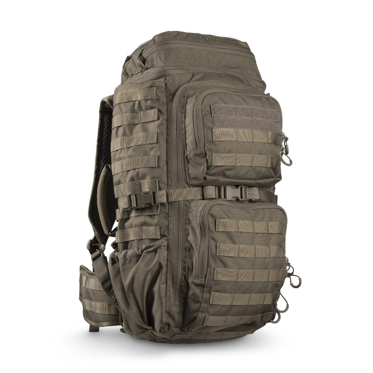Backpack F3 FAC TRACK MILITARY GREEN EBERLESTOCK F3FJ L-11