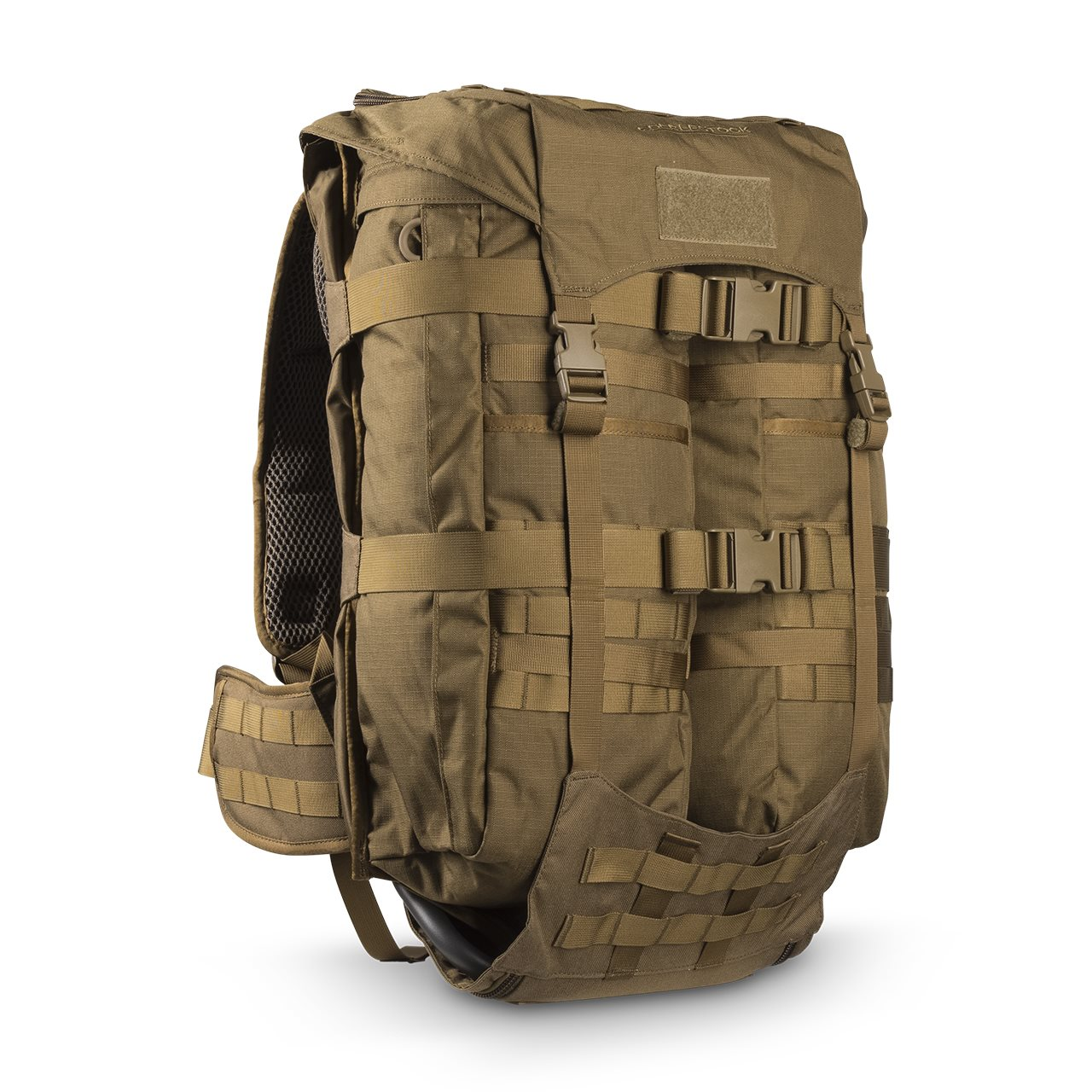 J51 WARHAMMER Backpack COYOTE BROWN EBERLESTOCK J51MC L-11