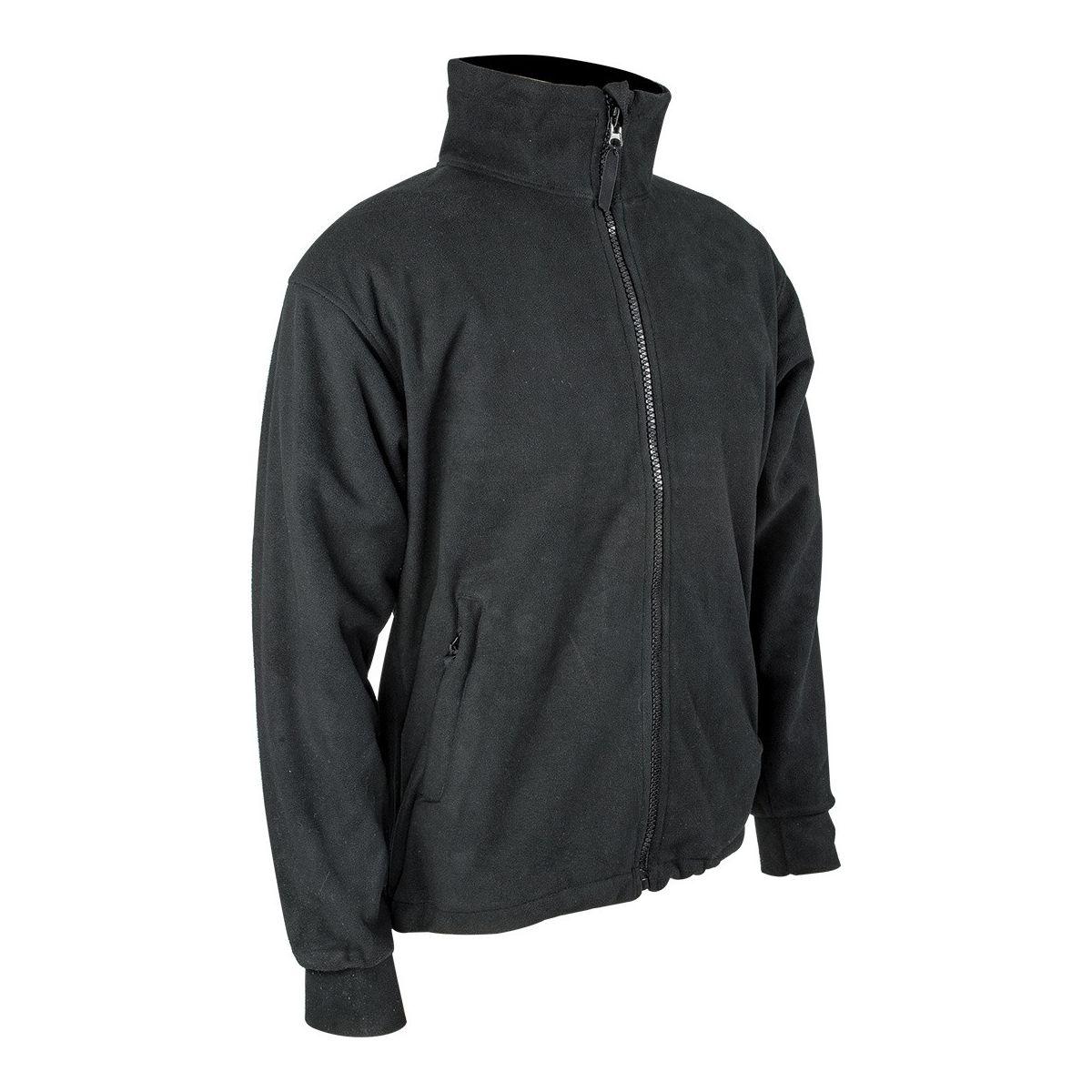 Jacket THOR windproof waterproof fleece BLACK PRO-FORCE JAC010-BK L-11