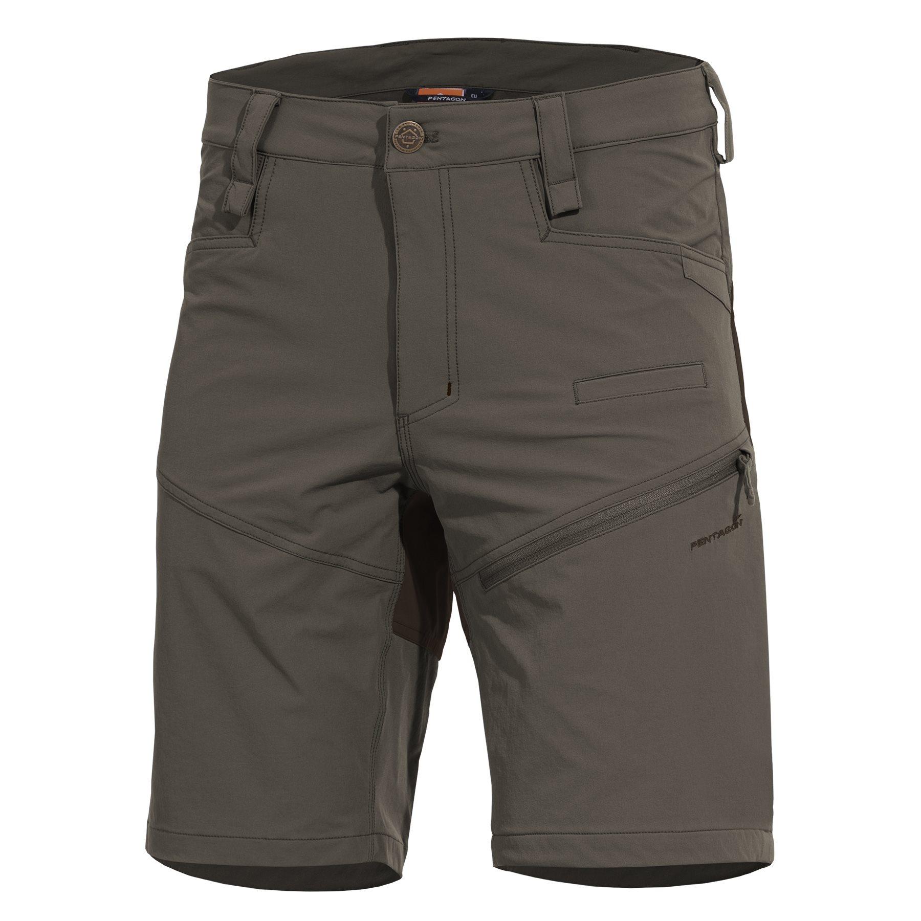 Shorts RENEGADE SAVANNA RAL 7013 PENTAGON K05049-06E L-11