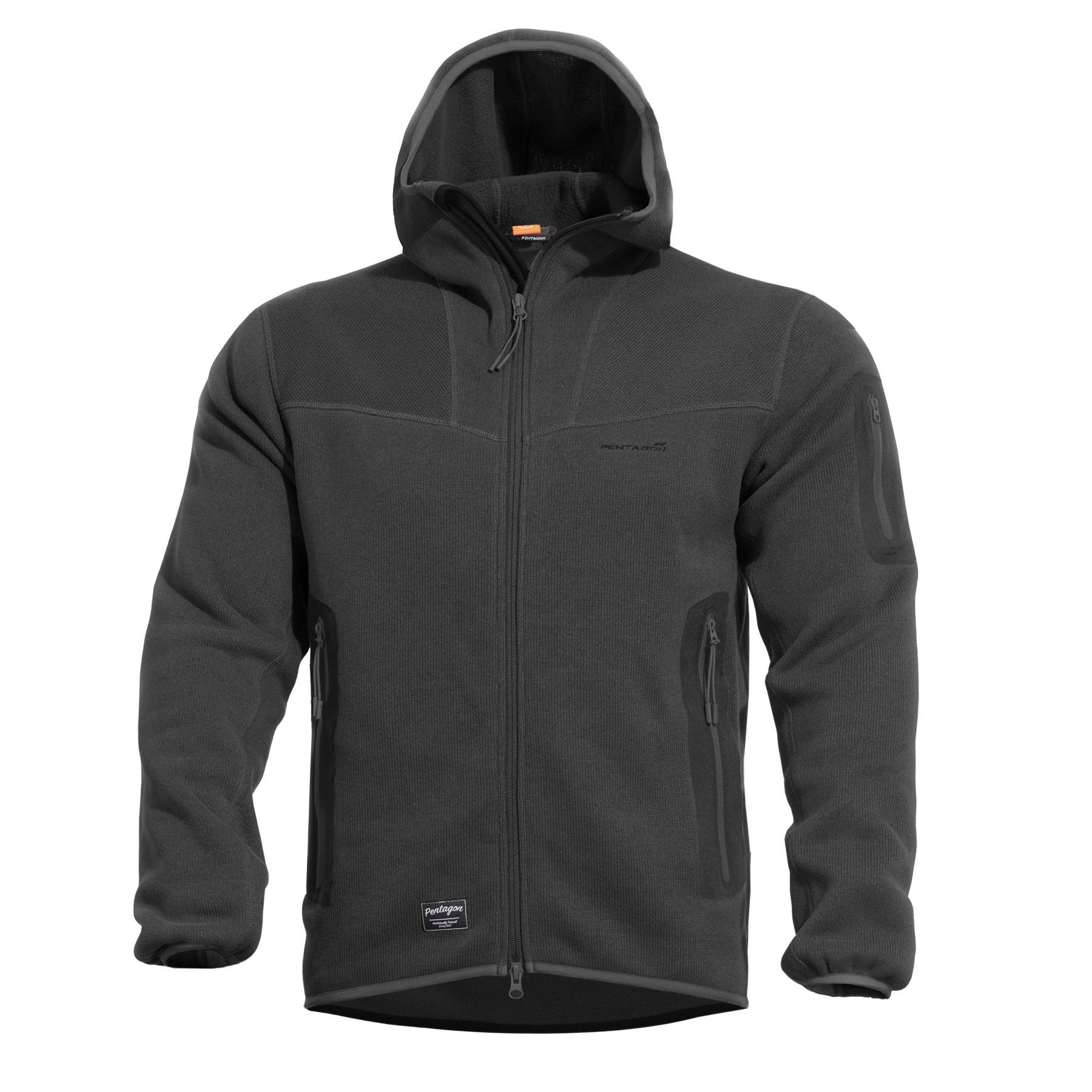 Falcon Pro Sweater BLACK PENTAGON K08036-01 L-11