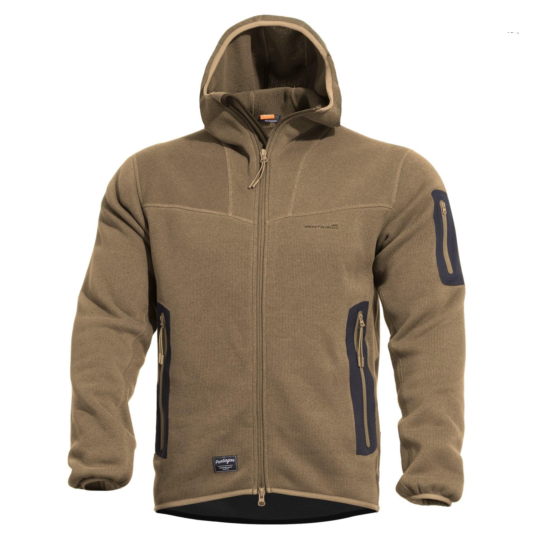 Falcon Pro Sweater COYOTE PENTAGON K08036-03 L-11