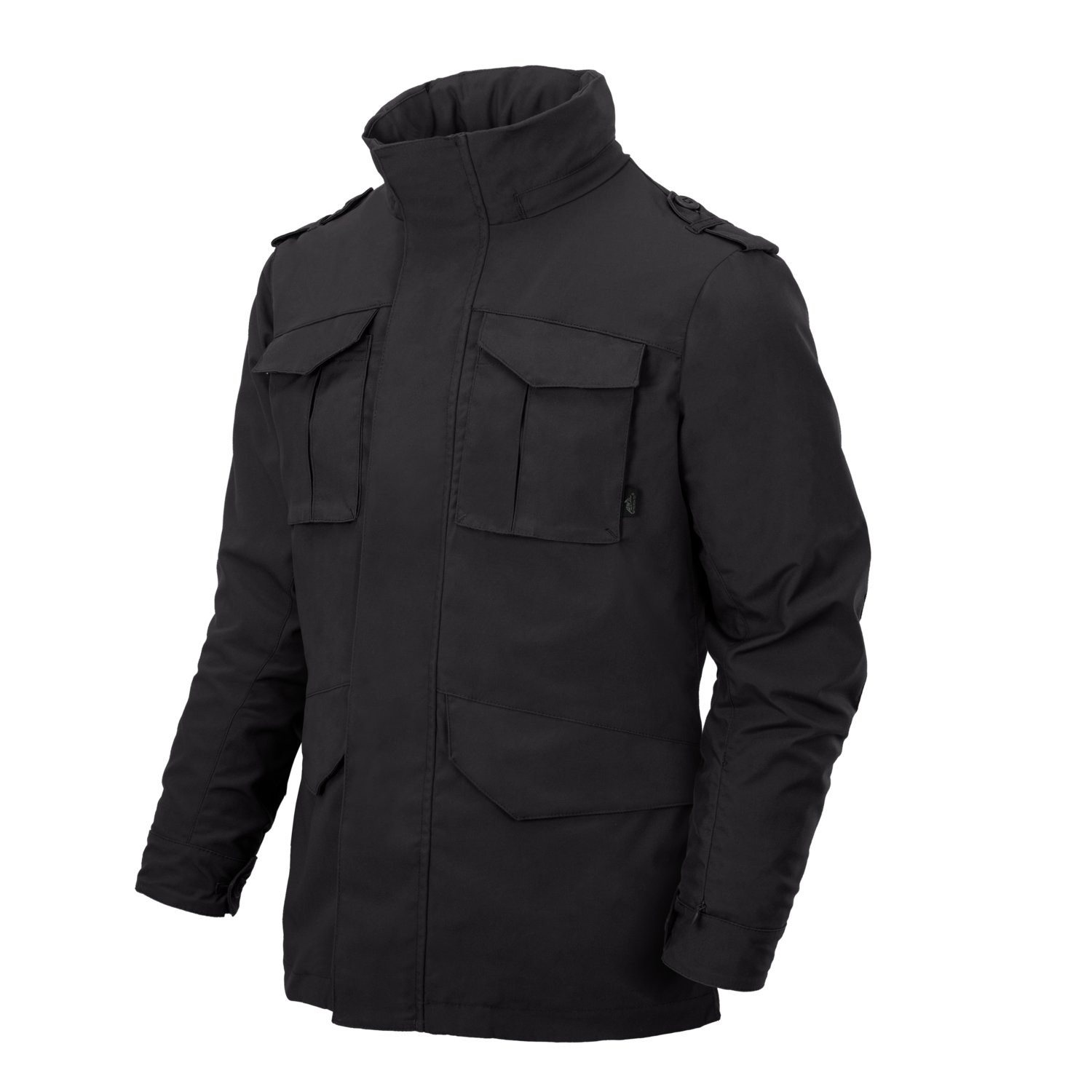 Jacket COVERT M-65 ASH GREY Helikon-Tex® KU-C65-DC-85 L-11