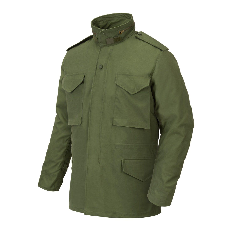 U.S. M65 jacket with liner OLIVE Helikon-Tex® KU-M65-NY-02 L-11