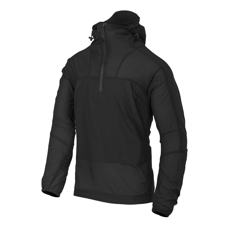 WINDRUNNER Jacket BLACK Helikon-Tex® KU-WDR-NL-01 L-11