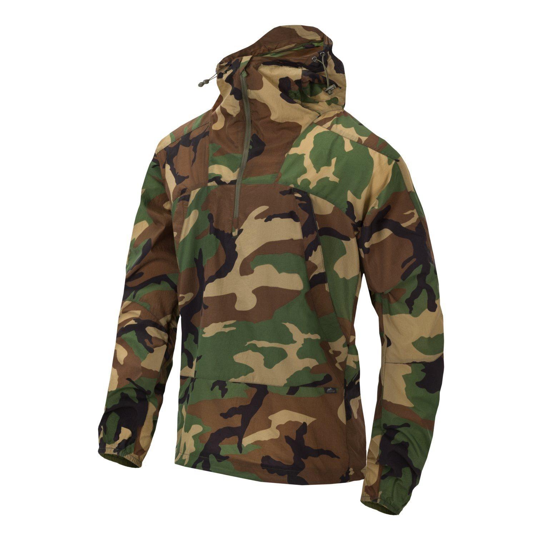 WINDRUNNER Jacket US WOODLAND Helikon-Tex® KU-WDR-NL-03 L-11