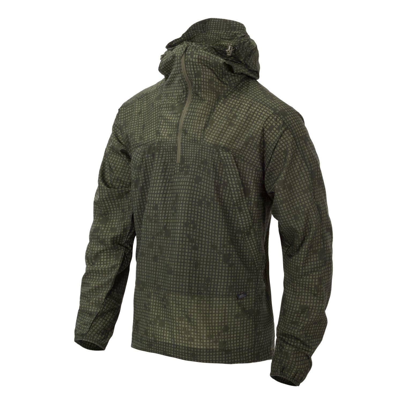 WINDRUNNER Jacket DESERT NIGHT CAMO Helikon-Tex® KU-WDR-NL-0L L-11