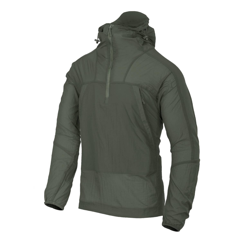 WINDRUNNER Jacket ALPHA GREEN Helikon-Tex® KU-WDR-NL-36 L-11