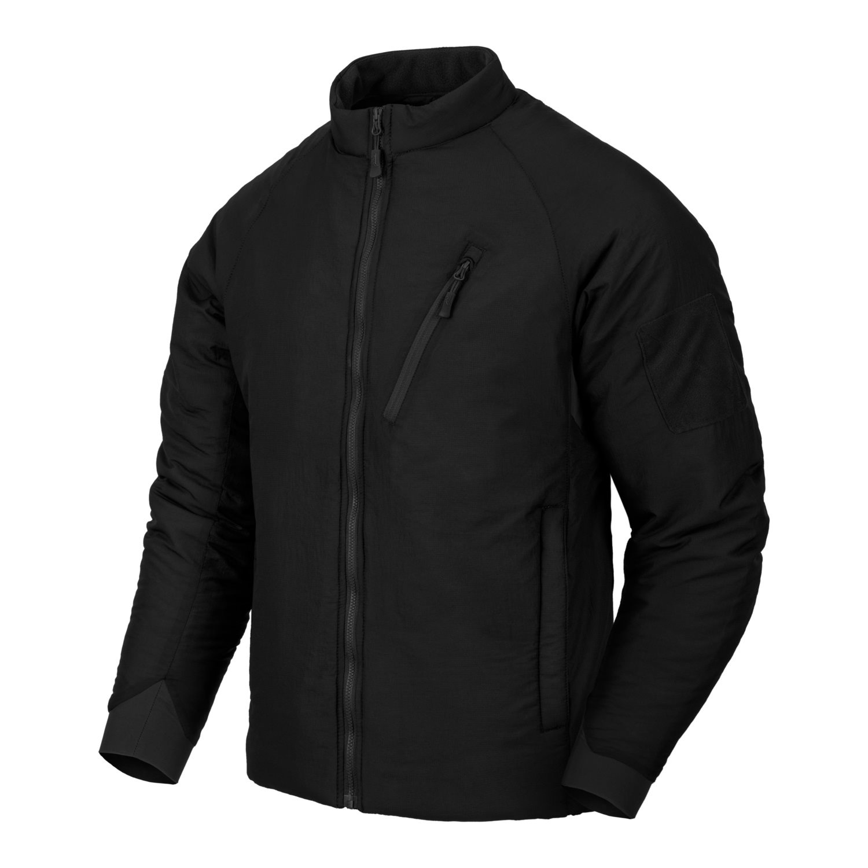 WOLFHOUND Jacket BLACK Helikon-Tex® KU-WLF-NL-01 L-11