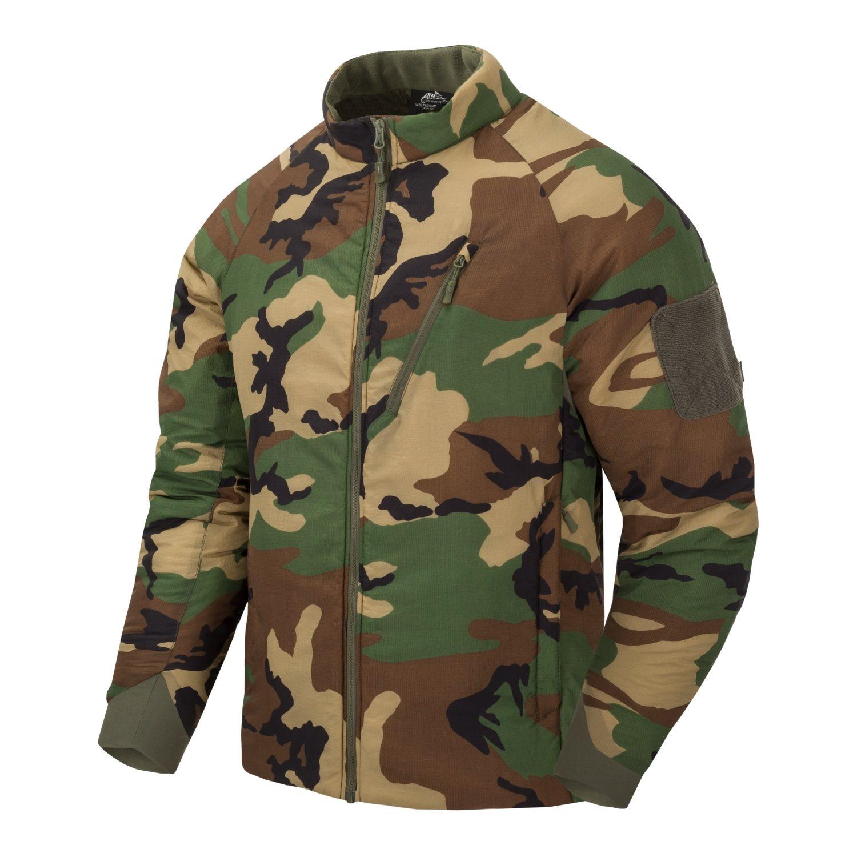 WOLFHOUND Jacket US WOODLAND Helikon-Tex® KU-WLF-NL-03 L-11