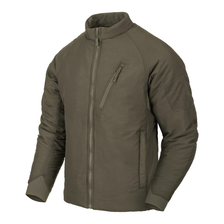 WOLFHOUND Jacket TAIGA GREEN Helikon-Tex® KU-WLF-NL-09 L-11