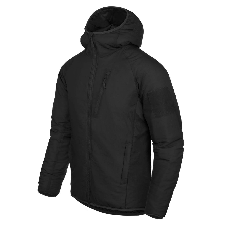 Hoodie WOLFHOUND CLIMASHIELD® BLACK Helikon-Tex® KU-WLH-NL-01 L-11