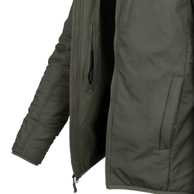 Hoodie WOLFHOUND CLIMASHIELD® ALPHA GREEN Helikon-Tex® KU-WLH-NL-36 L-11