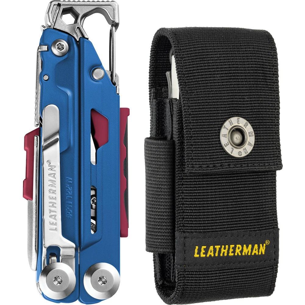 Pocket tool SIGNAL COBALT Leatherman 832741 L-11