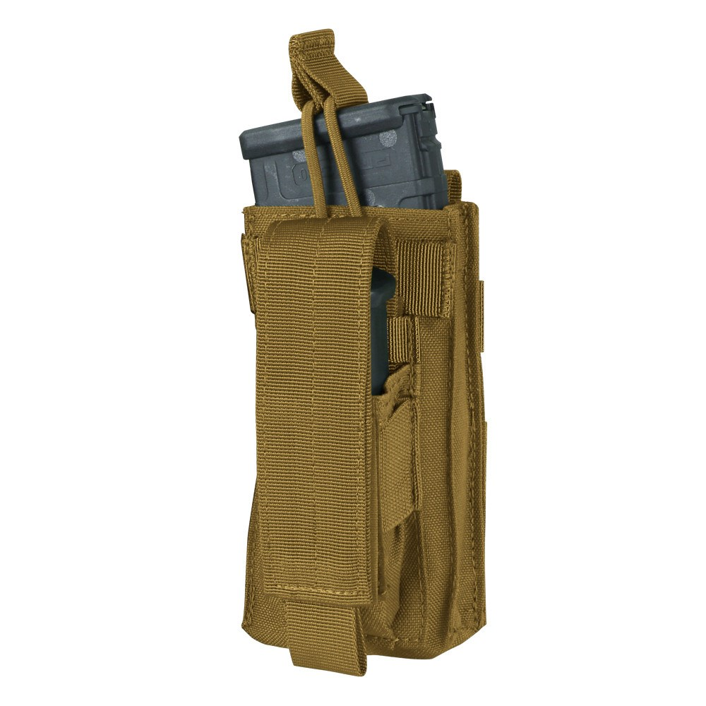 Kangaroo Mag M4/M16 MOLLE Pouch COYOTE CONDOR OUTDOOR MA50-498 L-11