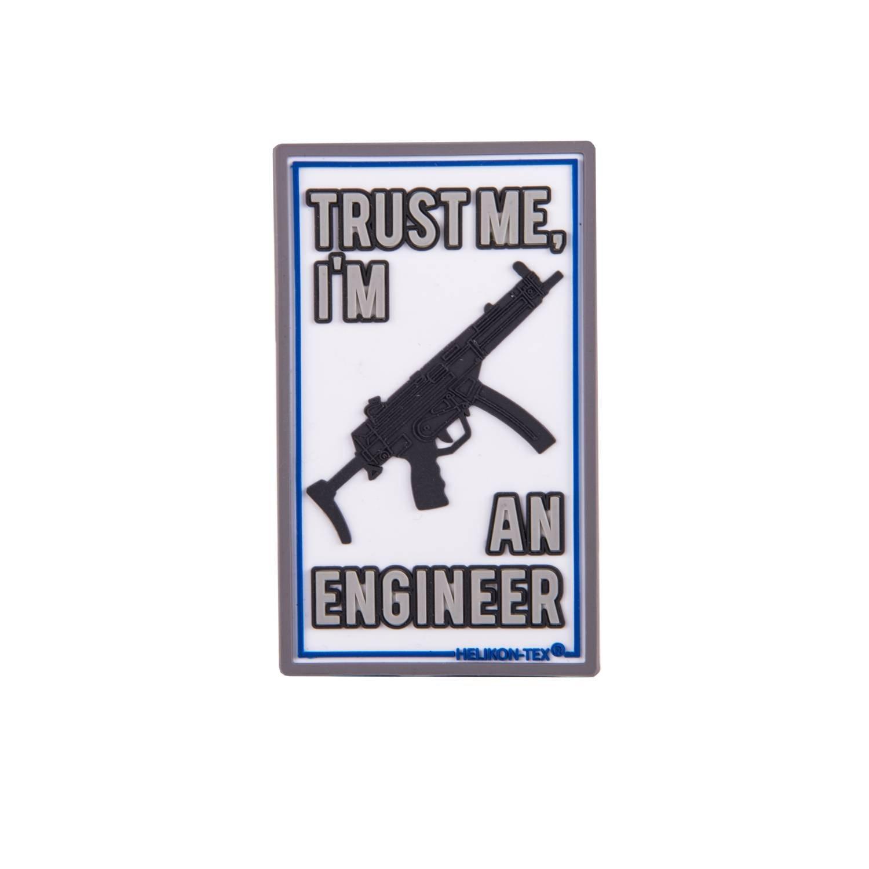 TRUST ME IM AN ENGINEER Patch PVC Helikon-Tex® OD-TME-RB-20 L-11