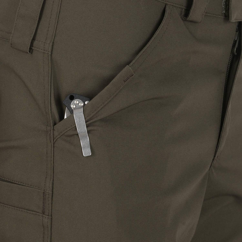 Pants WOODSMAN TAIGA GREEN Helikon-Tex® SP-WDN-DC-09 L-11