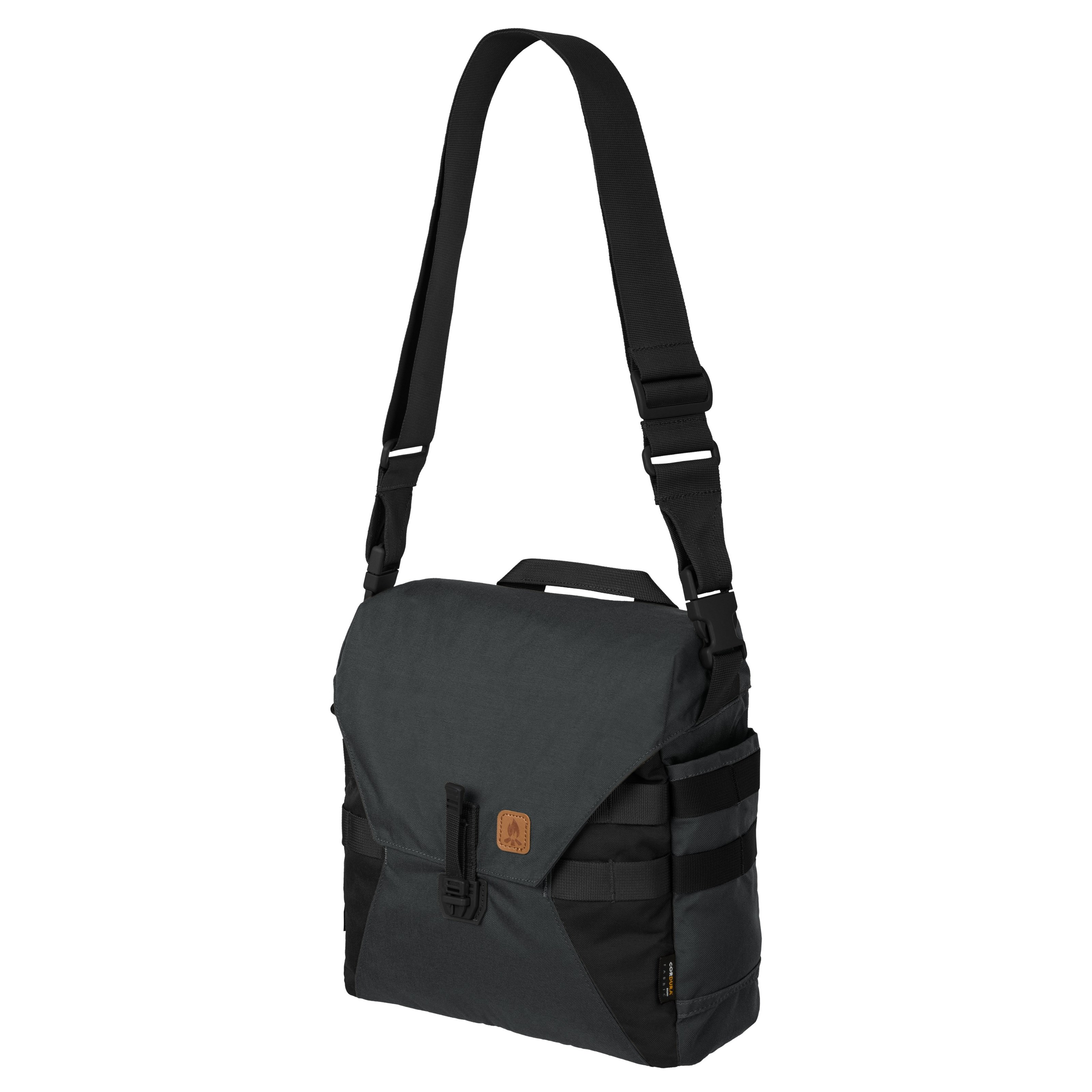 BUSHCRAFT HAVERSACK BAG SHADOW GREY/BLACK Helikon-Tex® TB-HVS-CD-3501B L-11