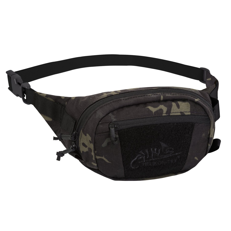 Waist Bag POSSUM® MultiCam® BLACK Helikon-Tex® TB-PSM-CD-0C L-11