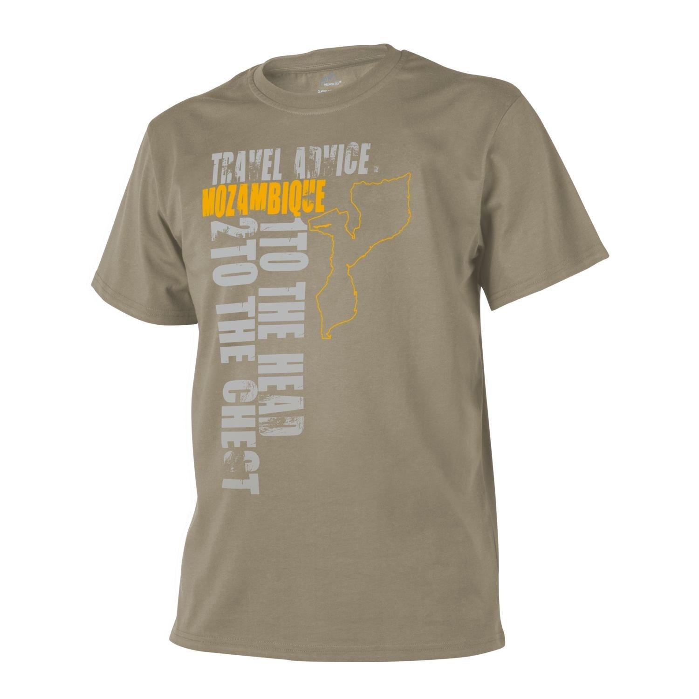 CLASSIC KHAKI MOZAMBIQUE T-shirt Helikon-Tex® TS-TAM-CO-13 L-11