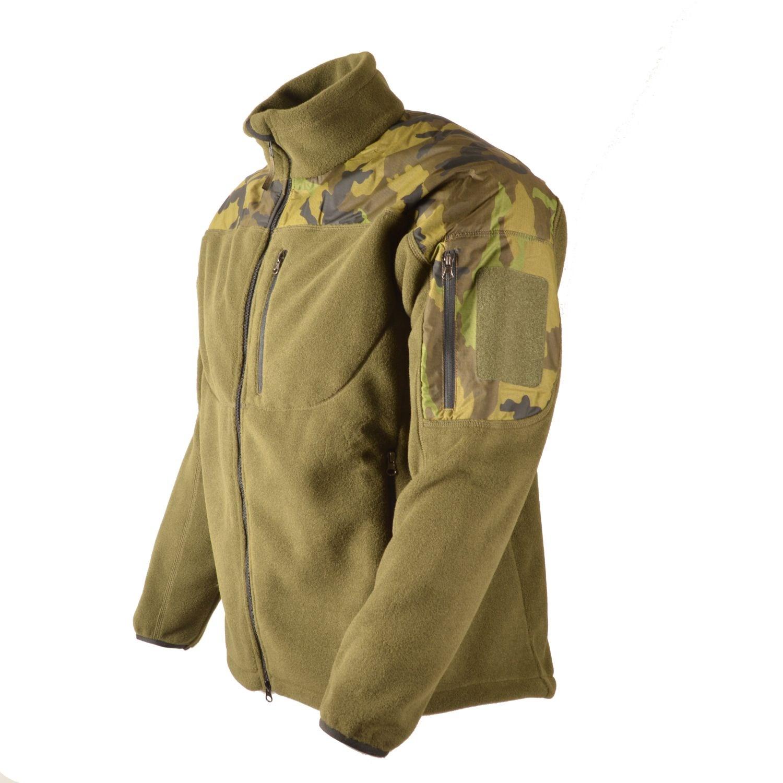 RAVEN fleece jacket with shoulders czech 95 FENIX Protector TW-132-CW L-11