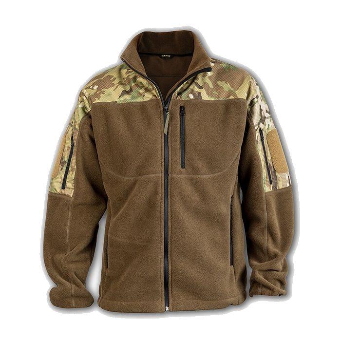 RAVEN fleece jacket with shoulders MULTICAM FENIX Protector TW-134-KH L-11