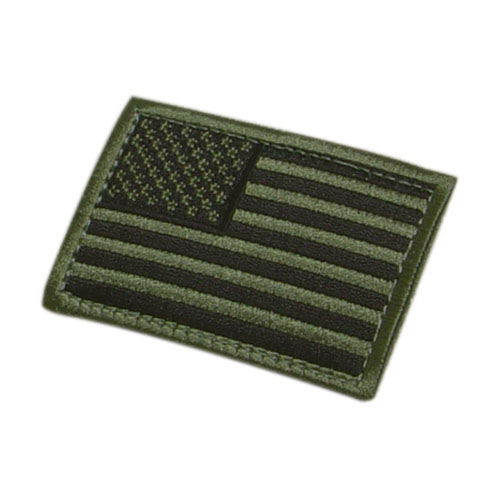 Patch Flag OLIVE U.S. CONDOR OUTDOOR 230-001 L-11