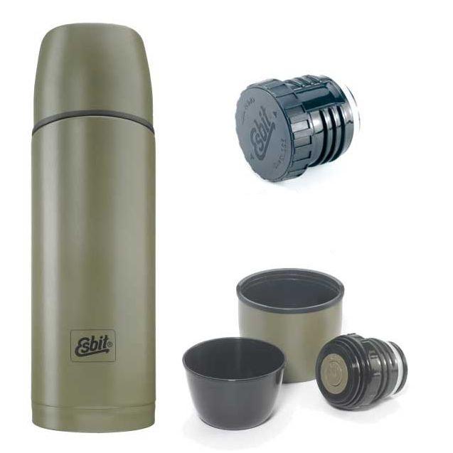 VACUUM FLASKS VF1000ML-OG STAINLESS STEEL VACUUM FLASK ESBIT® VF1000ML-OG L-11