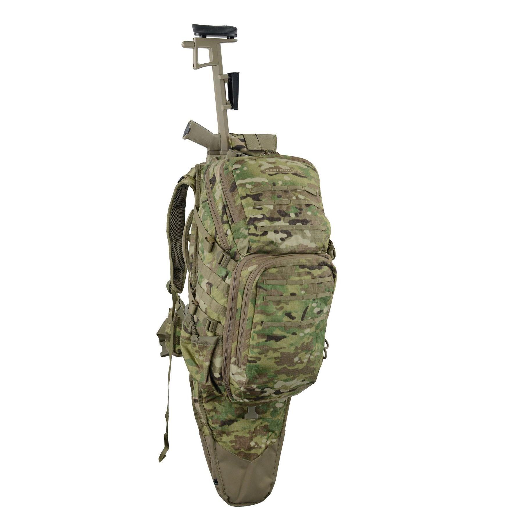 Backpack X31 LODRAG II MULTICAM EBERLESTOCK X31MM L-11
