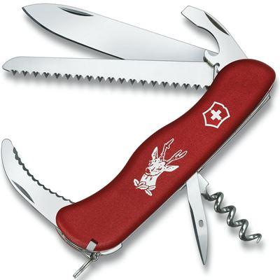 Pocket Knife RED HUNTER