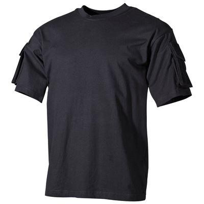 US T-shirt VELRCO BLACK