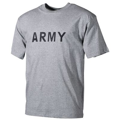 U.S. ARMY T-shirt GREY