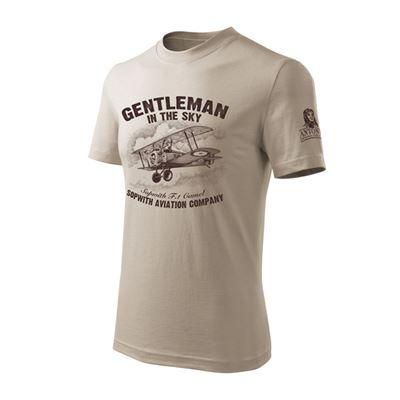 T-shirt SOPWITH F-1 CAMEL