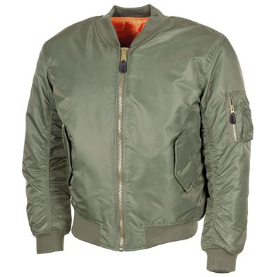 U.S. MA1 Jacket OLIVE