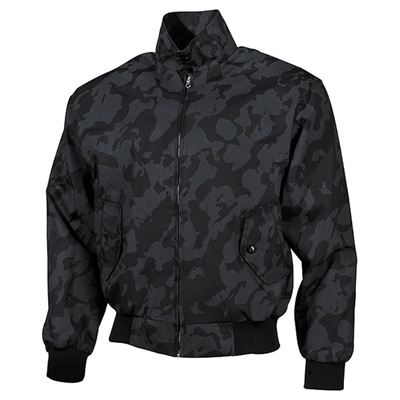 Jacket ENGLISH STYLE NIGHT CAMO