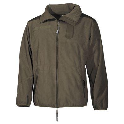 Fleece jacket Alpin OLIVE