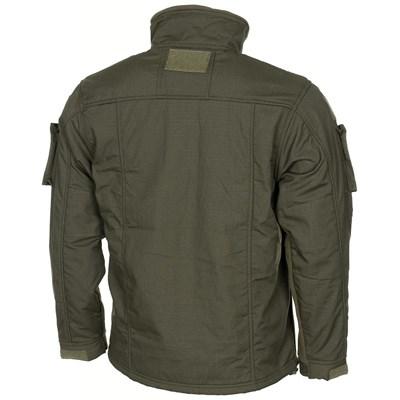 Tactical fleece jacket COMBAT OLIV