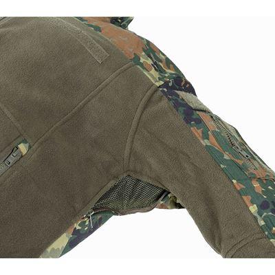 Tactical fleece jacket COMBAT FLECKTARN