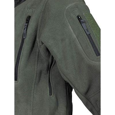 Jacket fleece Heavy-Strike OLIV