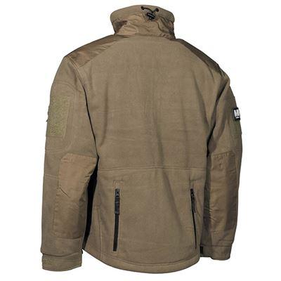 Jacket fleece Heavy-Strike COYOTE