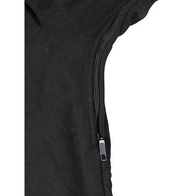 Jacket fleece ARBER BLACK
