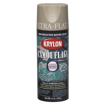 Spray camouflage paints KRYLON KHAKI