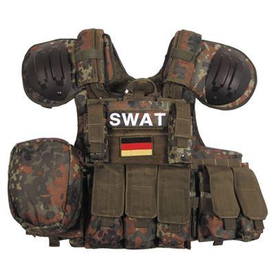Tactical Combat Vest Flecktarn